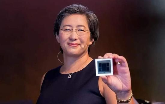 [二季度]AMD二季度财报亮眼、台积电7nm产能吃紧