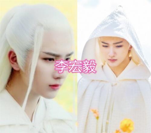 古装 古装银发太惊艳,李易峰新剧引期待,白澍有了人气,胡歌反差不小!