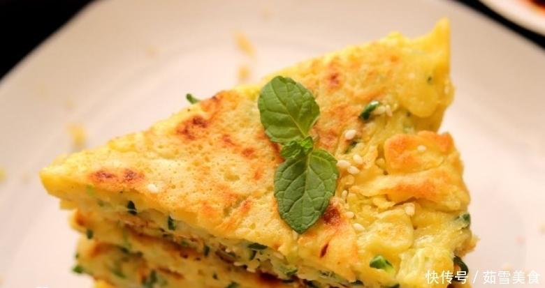 [营养]教你8种鸡蛋饼早餐的做法,制作简单又营养美味,家人都抢着吃