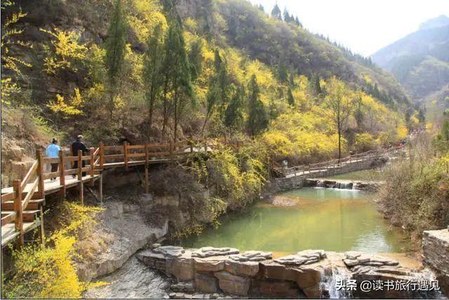 座山像泰和|图文丨青州十景,我们来看看黄花溪的四景吧