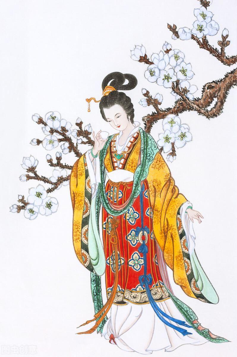 这位|夸女人美,白居易李白不如这位无名之士,一首夸人诗流传2千多年